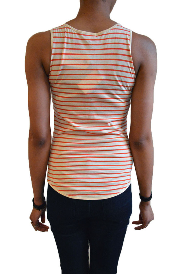 Demylee Striped Taylor Tank