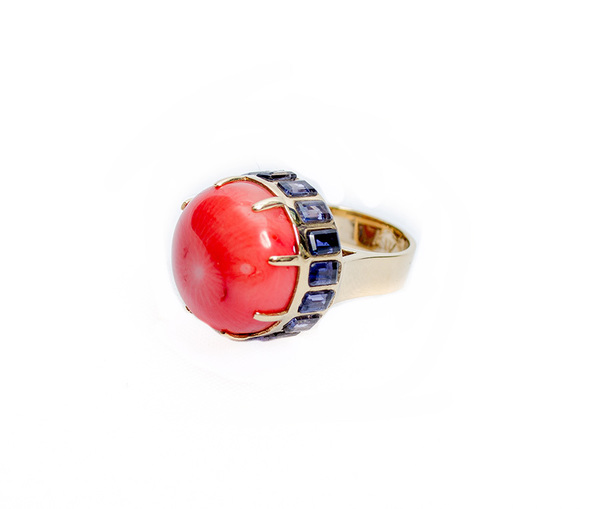 Kelly Wearstler Rosella Cocktail Ring