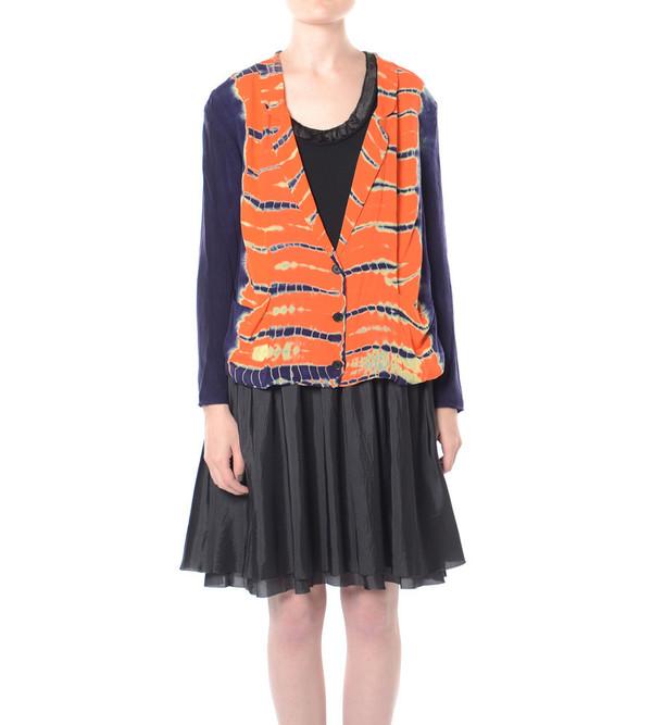 Raquel Allegra Tie Dye Blazer