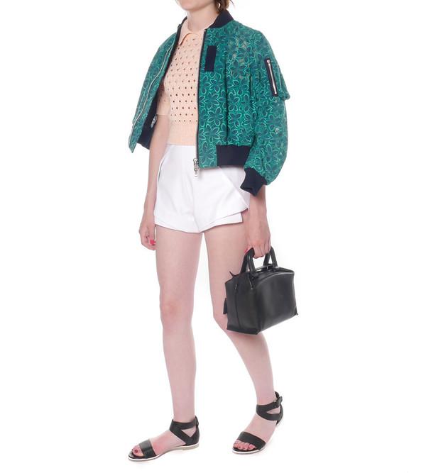 Shakuhachi Tailored Petal Shorts