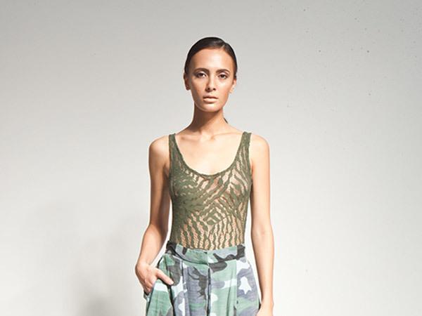 BLCKHRT Ciel Lace Bodysuit