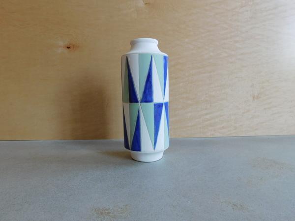 Large Geo Vase