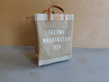 "Satori x Apolis ""Tacoma"" Market Bag"