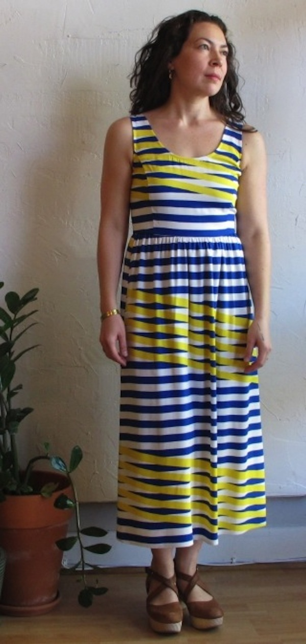 Dusen Dusen Long Claire Dress