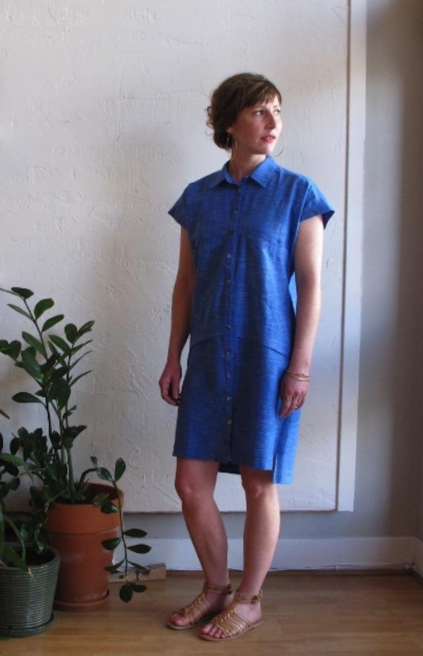 Feral Childe Nova Shirt Dress