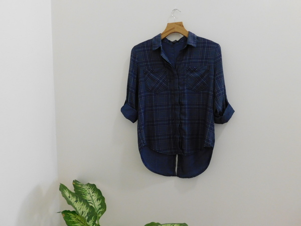 Velvet Heart Riley Button Up