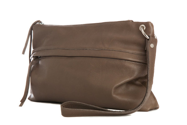 Mary Rich Highway Strap Clutch