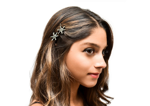 Jennifer Behr Petite Star Bobby Pin Set