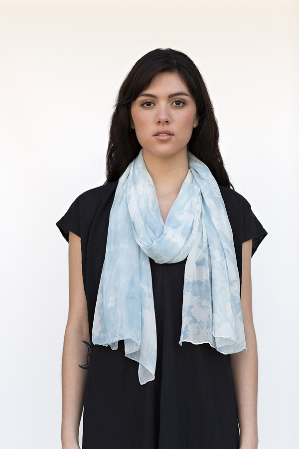 Miranda Bennett Oceania Silk Rectangle