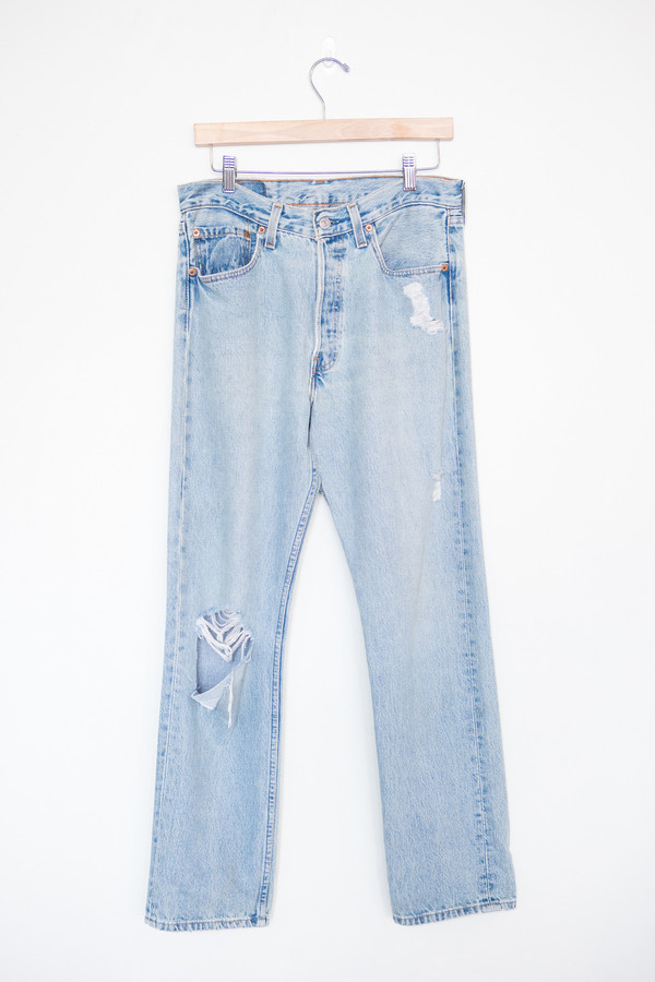 Denim Refinery Levi Strauss One Of A Kind Boyfriend Jean