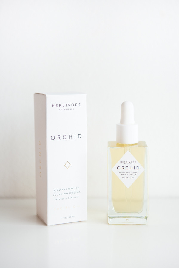 Herbivore Botanicals Orchid Youth Preserving Facial Oil