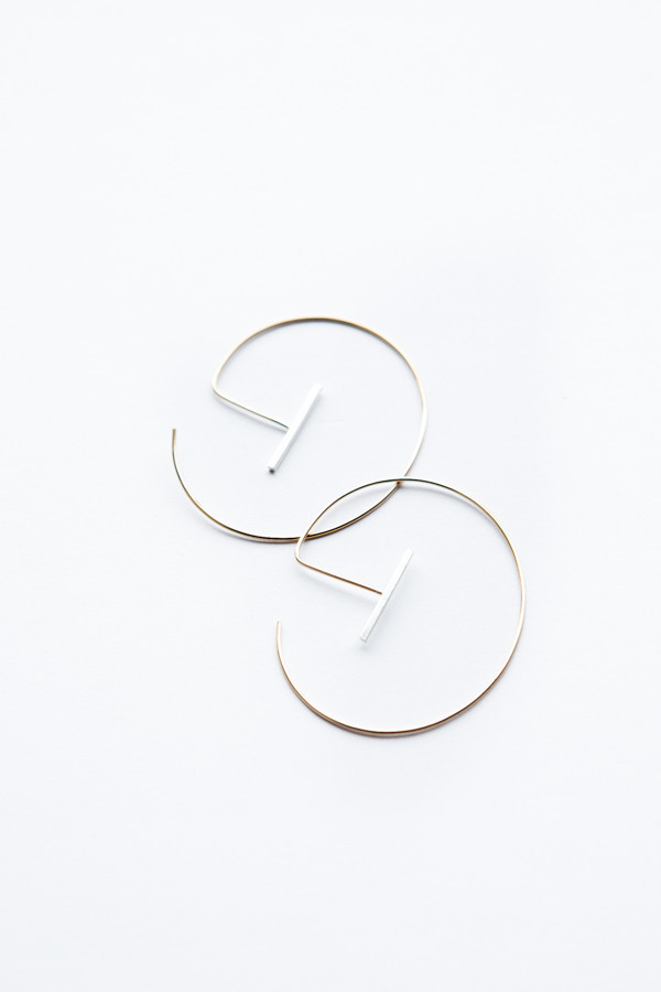 Kiki Koyote Revolve Earrings
