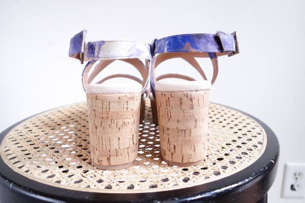 Fiel Floral Sandals