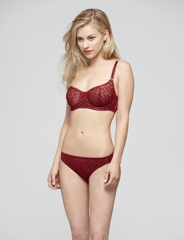 Fortnight Vega Demi Cup Bra