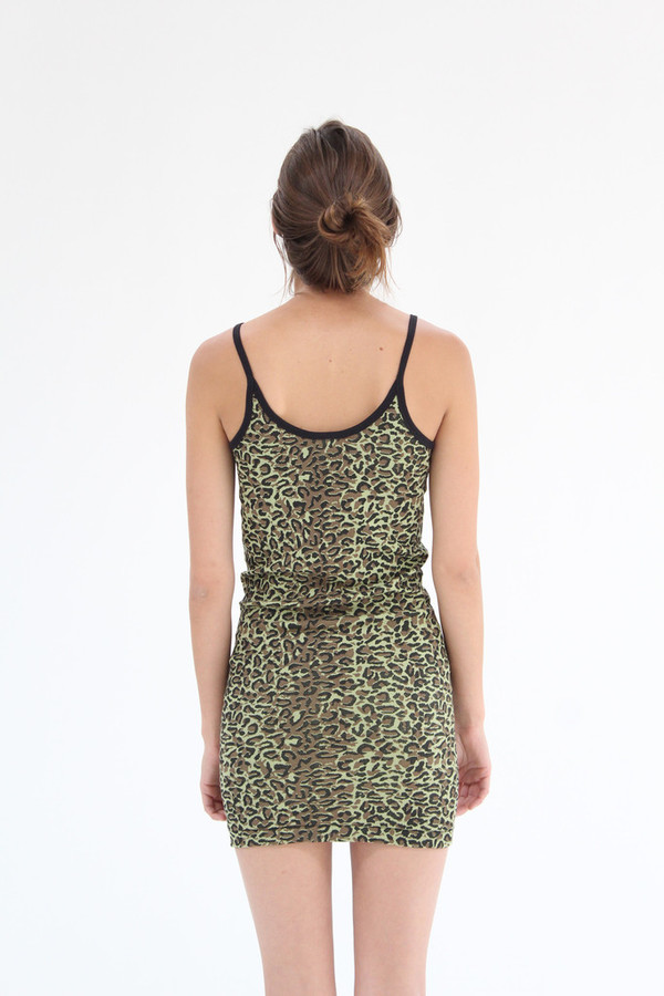 Edith A. Miller Camisole Mini Dress