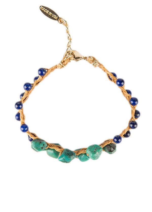 Ettika Linen Bracelet