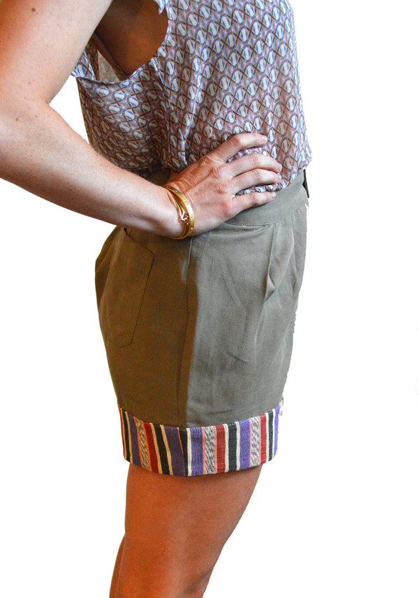 Dagg & Stacey Bernadine Shorts