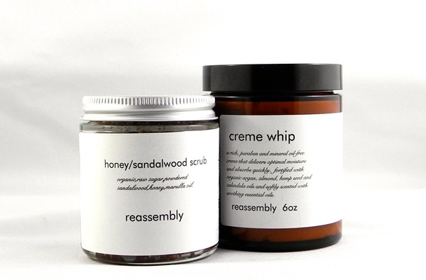 reassembly Scrub + Whip Gift Set