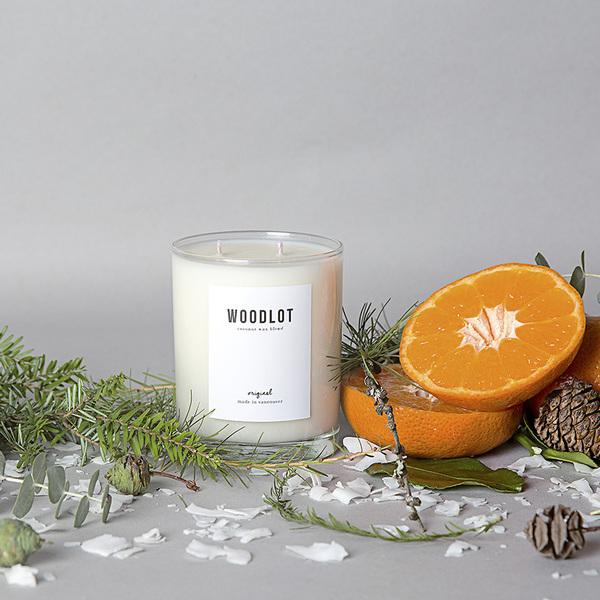 Woodlot Candle in Original