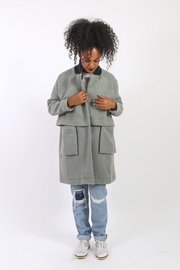 Reality Studio Rainer Coat