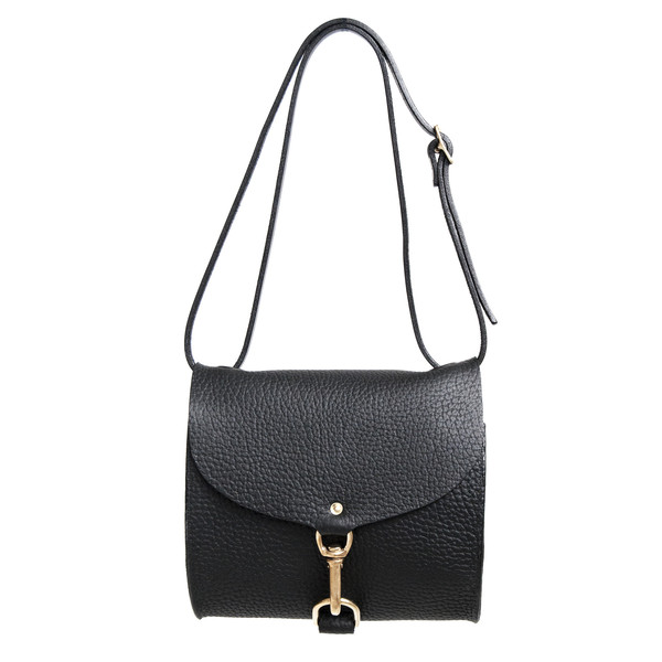 The Tary Crossbody (Black)