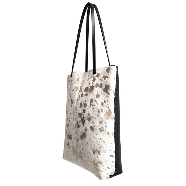 The Ulle Tote (Gold)