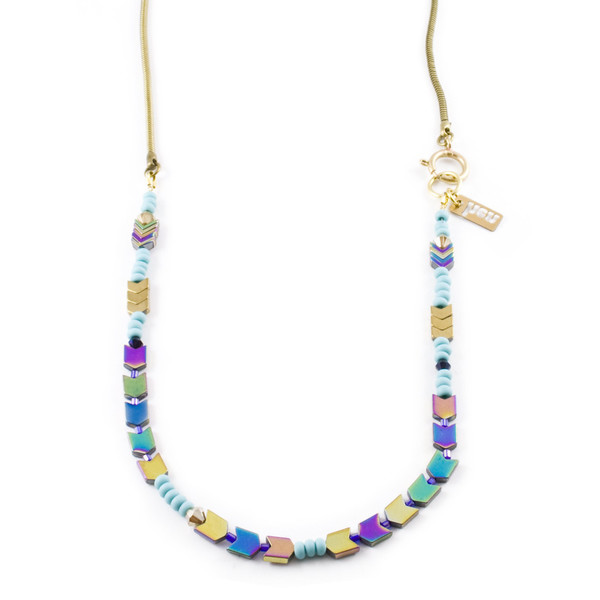 HEN JEWELRY - COLLIER CRACKLE