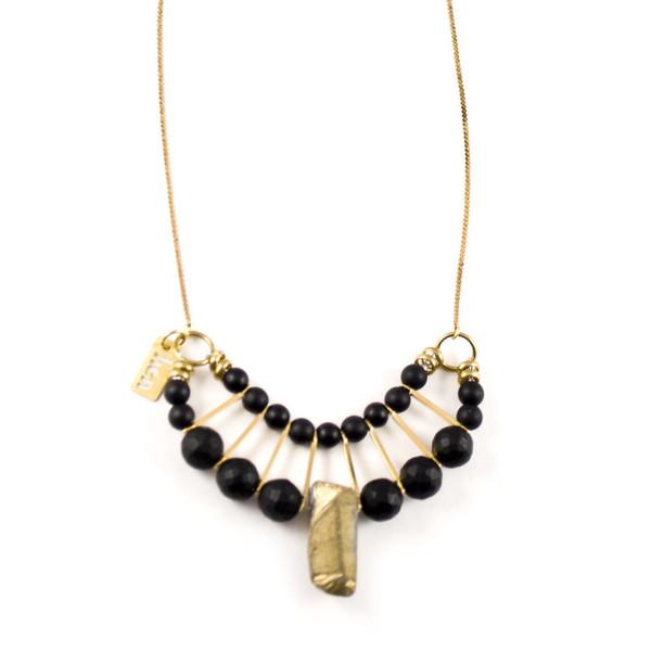 Hen Jewelry Sunset Collar