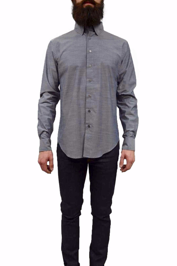 Men's Outclass Arrowhead Chambray Shirt