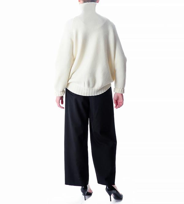 G.V.G.V. Wool High Neck Sweater