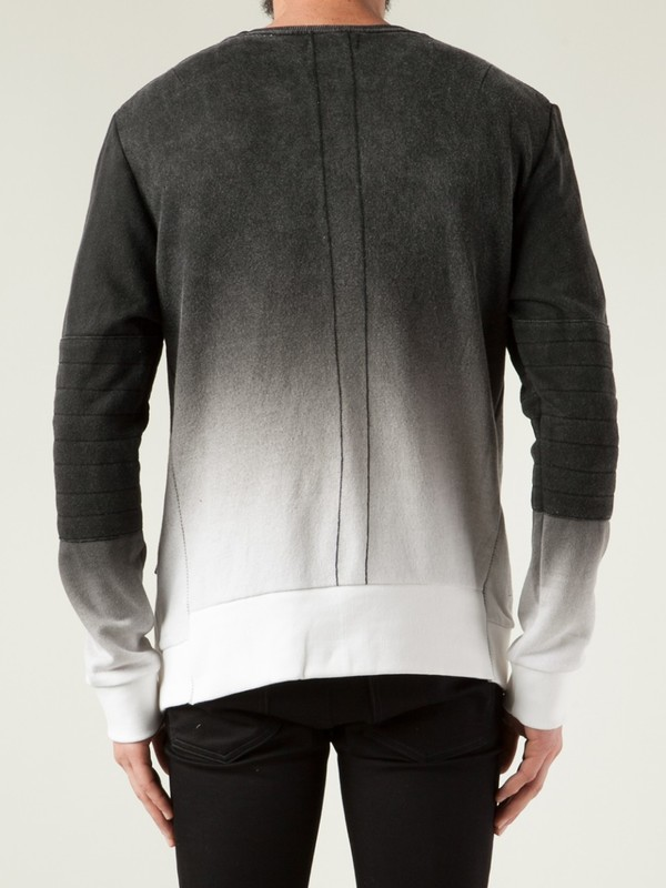 Men's Religion Ombre Sweatshirt