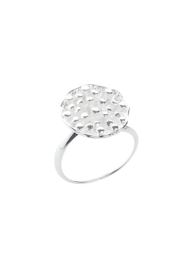 Touch of Silver Liv Ring