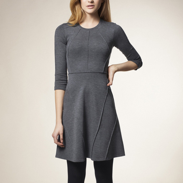 HÉRICHER Pintuck Dress