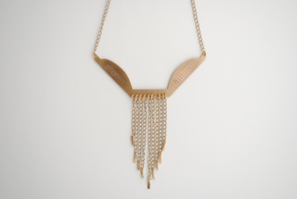 SECHURA NECKLACE