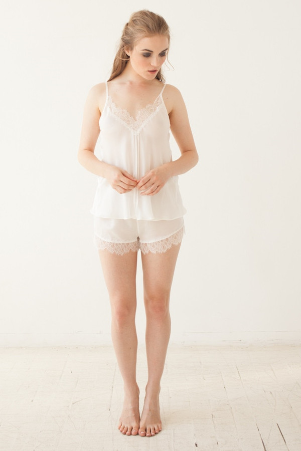 Salua Atelier  Birdies Set Cami & Shorts