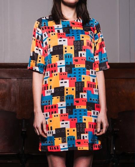 Hanna Dorothy Village Dress