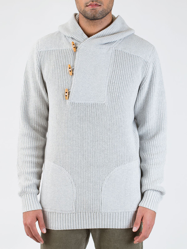 Men's YMC Toggle Hooded Jumper