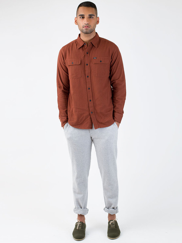 Men's Brixton Donez Shirt