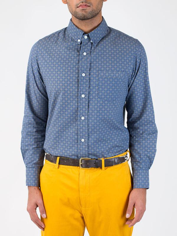 Men's Vanishing Elephant Brahe Shirt