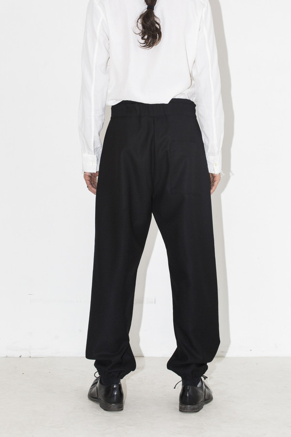 Men's Berthold Belted Wold Trouser