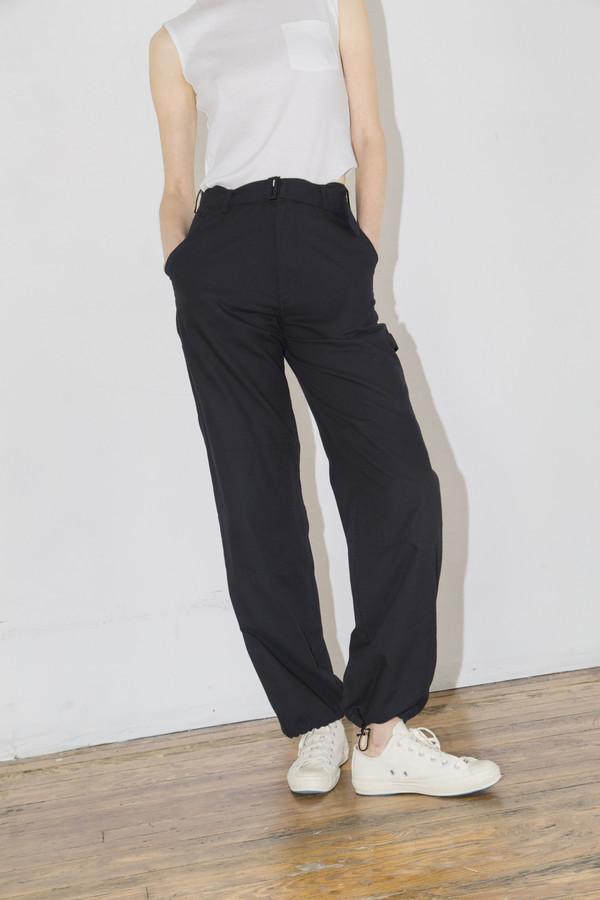 Black Wrangler Pant