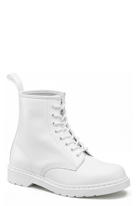 Dr. Martens White 1460 Boot