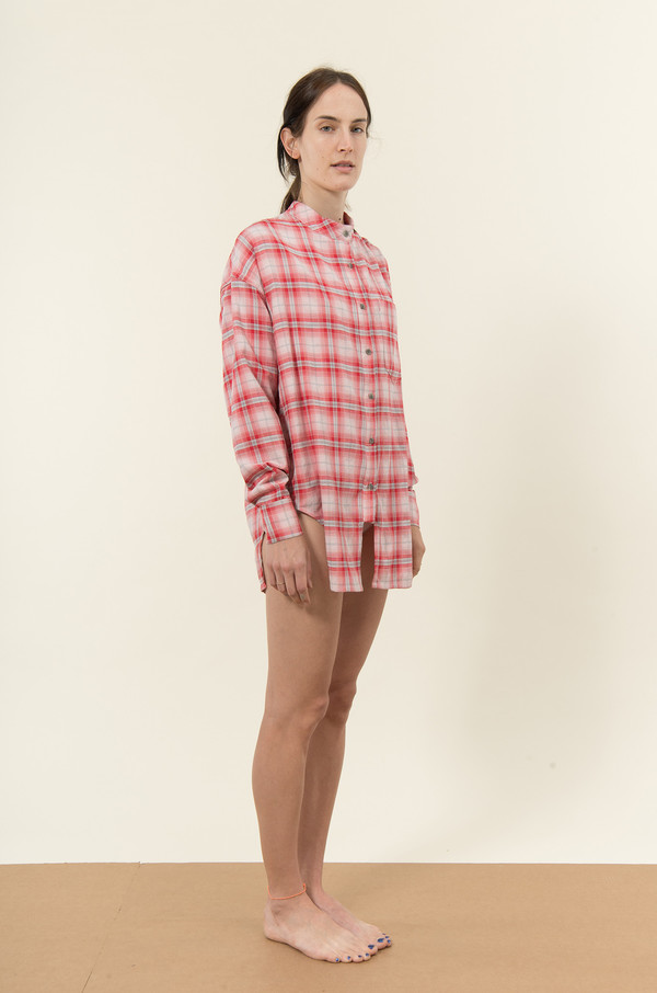 Eckhaus Latta Button Down