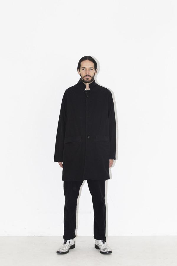 Men's Ones Stroke Flannel Coat