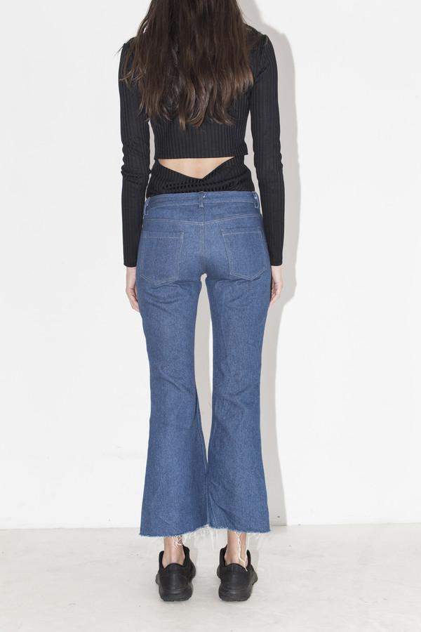 Sandy Liang Indigo Stella Jean