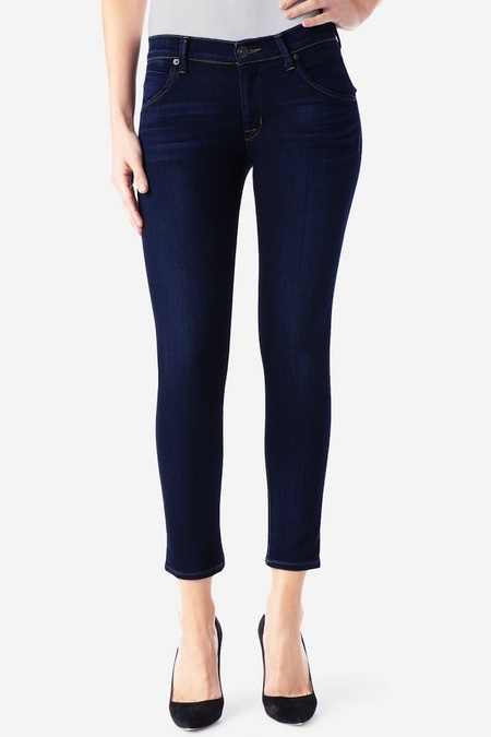 Hudson Lilly Mid-Rise Ankle Skinny