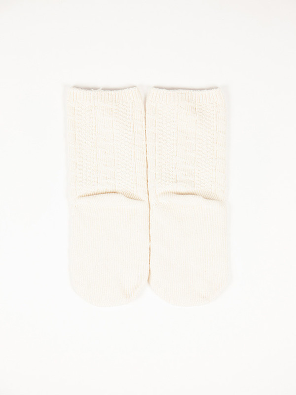 Cosmic Wonder Cover Socks | Natural