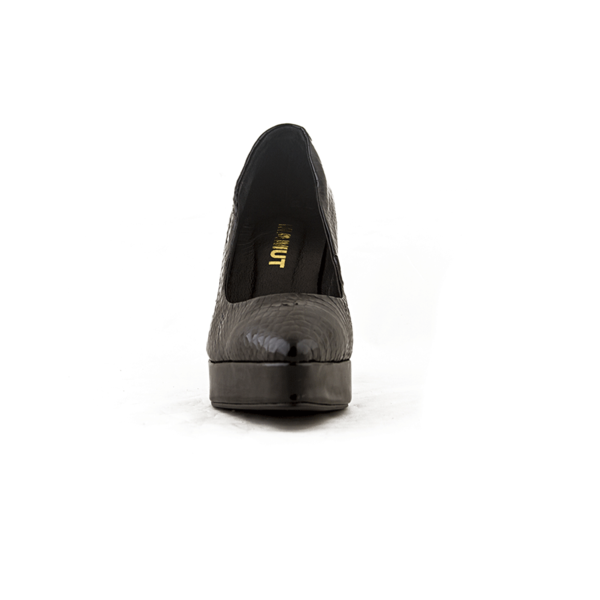 MUTMA corvette Heels - Black