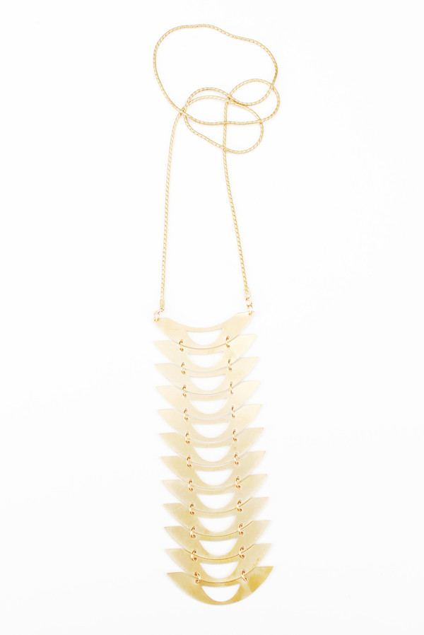 SeaworthyPDX Weimar Necklace