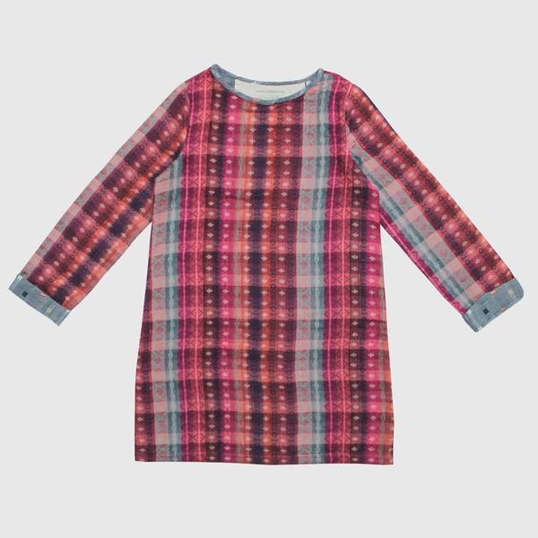 ACE & JIG COMET SHIFT DRESS - NECTAR